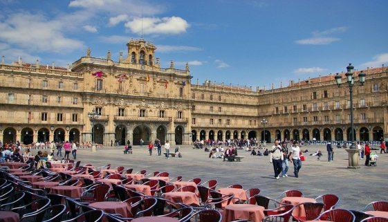 Moving to Salamanca