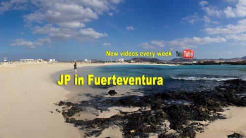 JP in Fuerteventura