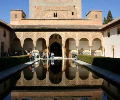 Spanish jigsaw - Alhambra in Granada