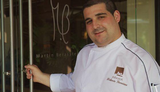 Chef Erlantz Gorostiza