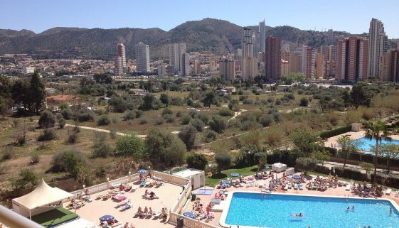 Occupancy up for Costa Blanca Hotels