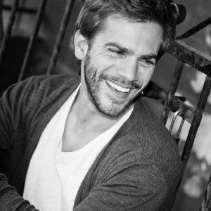 Handsome Spanish men - Marc Clotet