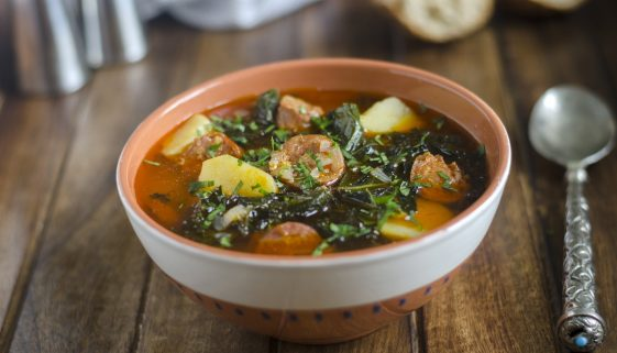 Beat the winter blues with hearty Spanish cooking