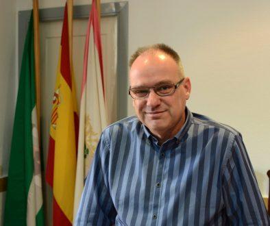 Dietmar Roth - adopted son of Vélez-Blanco