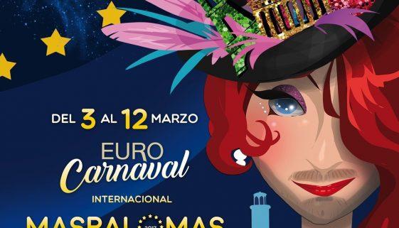 Maspalomas carnival 2017
