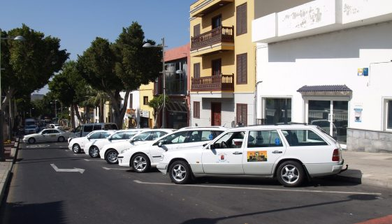 New taxi licences for Adeje