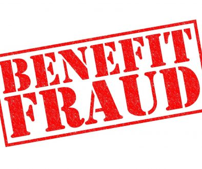 No excuses for benefit fraud