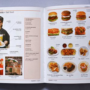 Book review: DK's Spanish-English Visual Dictionary