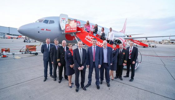Jet2.com and Jet2holidays take off at TWO NEW bases