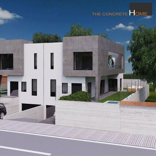 The Concrete Home