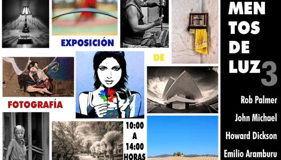 Photographic exhibition in Mojácar, Almería