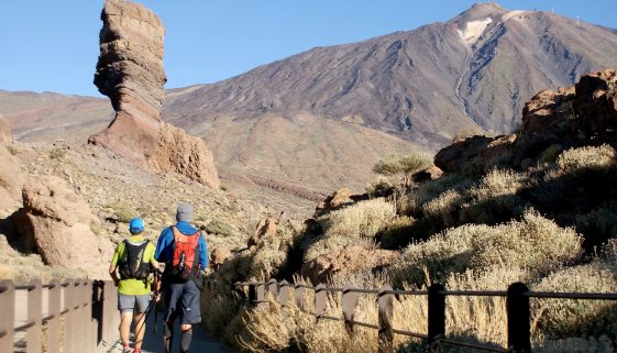Race from Sea to Sky with the Cajamar Tenerife Bluetrail