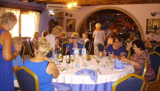 Latest news from Dames in Turre 006