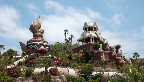 Siam Park is voted best water park in the world for 2017