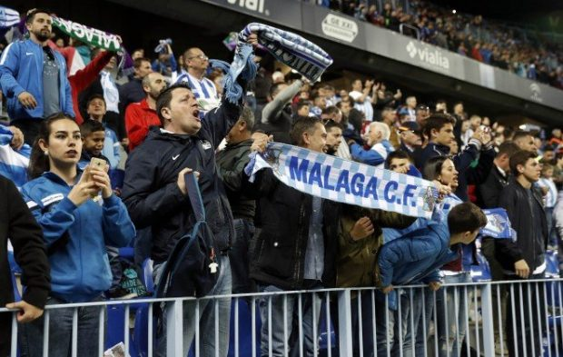 Spanish football - Malaga CF