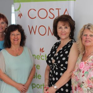 Costa Women charity summer party 2017