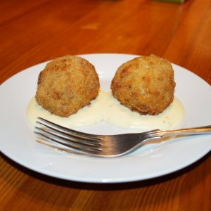 Croquertilla recipe