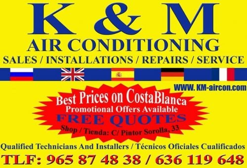 K&M Electrodomesticos