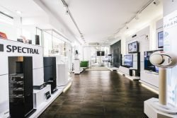 Digital Cinema Showroom