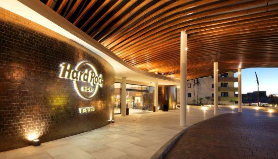 Enjoy a rocking Christmas at Hard Rock Hotel Tenerife