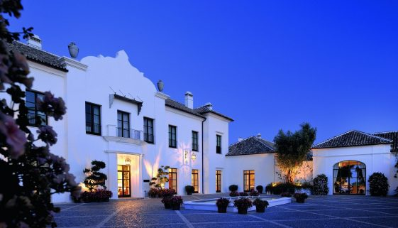Finca Cortesin named best resort in Europe