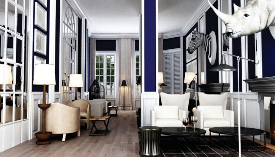 Spain Hotel Trends - ONLY YOU Boutique Lounge
