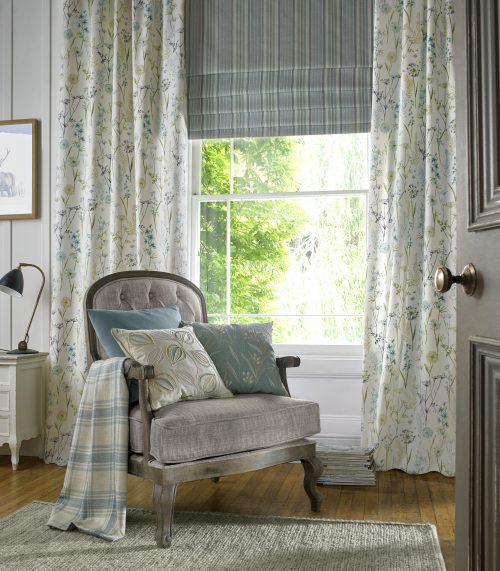 The specialist in made to measure curtains & blinds.