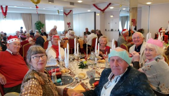 Christmas in La Zenia for Dames in Turre