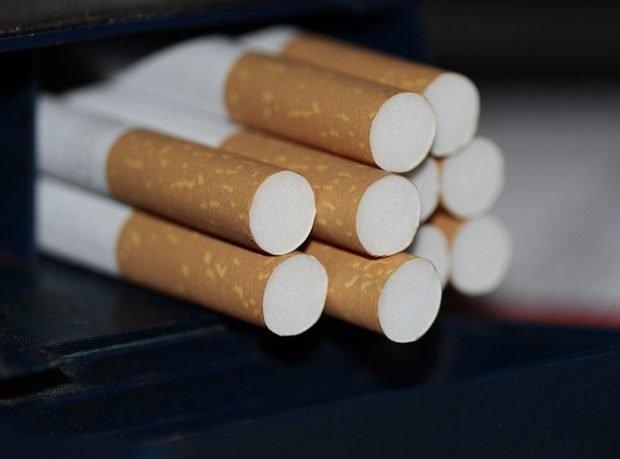 Cigarette prices in Spain