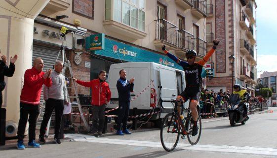 Juan Manuel Camacho Tudela wins Huércal-Overa Pig Race