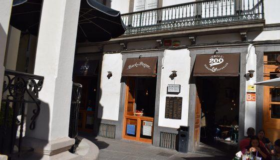 Restaurant Review 200Gramos