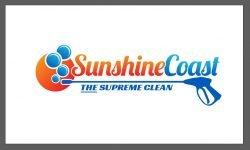 Sunshine Coast Supreme Clean Logo