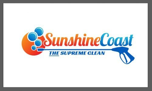 Sunshine Coast Supreme Clean Logo