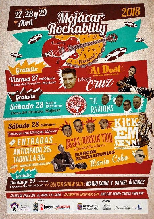 Mojácar Rockabilly Weekend
