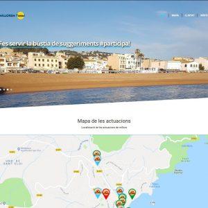 Tossa de Mar launches new website