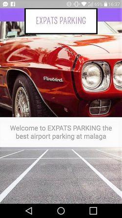 EXPATSPARKING MALAGA AIRPORT