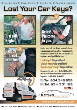 KeyGo Car Key Specialists