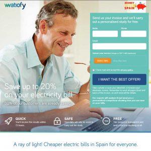 Save on your Spanish utilities bills