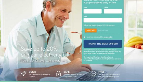 Save on your Spanish utilities bills