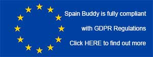 Spain Buddy GDPR Compliant