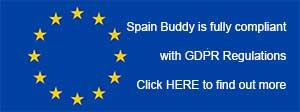 Spain Buddy GDPR Compliant