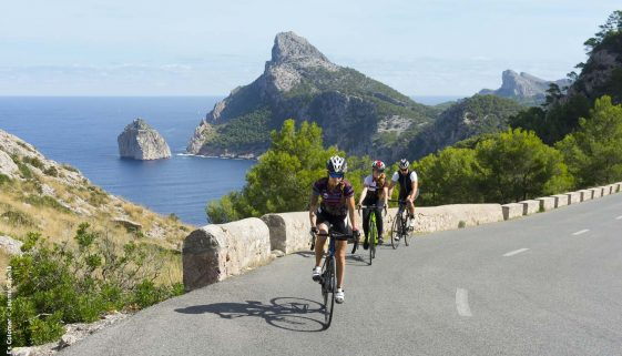 The best cycling routes in the Balearic Islands
