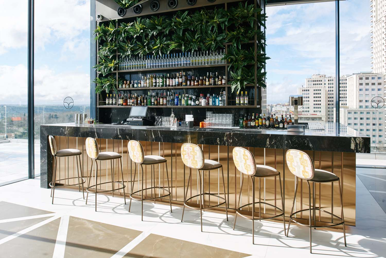 VP Plaza de España Design in heart of Madrid opens new sky bar and pool