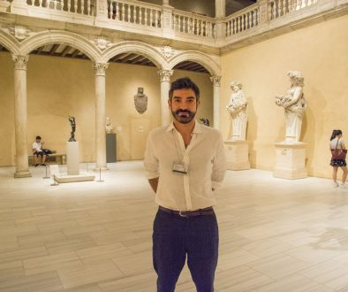 Castillo de Velez Blanco at The Met, NY