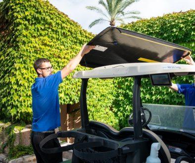 Alcanada energised by new solar technology