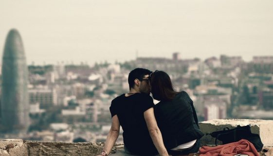 A perfectly romantic day in Barcelona