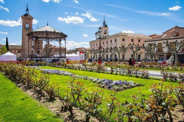 moving to Alcalá de Henares
