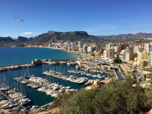 Calpe, Costa Blanca North