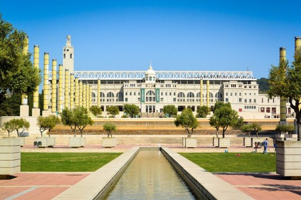 Places to see in Barcelona - Montjuic