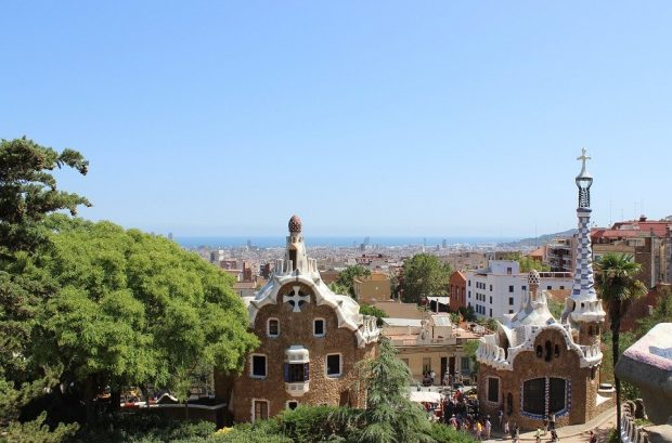 Places to see in Barcelona - Park Güell